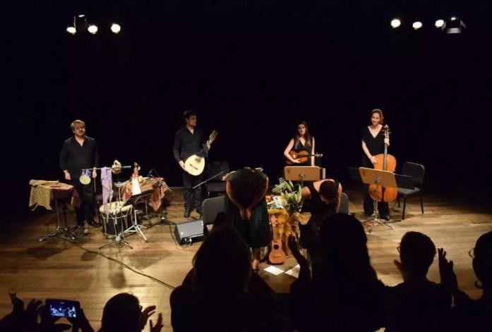 2018'X'5. Teatro Real, Sala Gayarre. Presentación CD Dúa de Pel - Foto de Ela Rabasco - 16