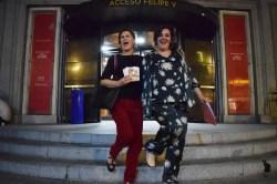 2018'X'5. Teatro Real, Sala Gayarre. Presentación CD Dúa de Pel - Foto de Ela Rabasco - 18