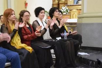 2019'IV - Feminae in ecclesia. Fotos: Ela R que R