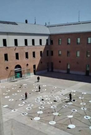 Contrapunto Fonémico II - instalación 8