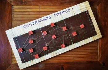 Contrapunto fonémico I - postal 2