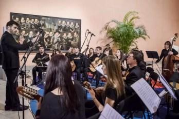Perpetua chorea - orquesta 1