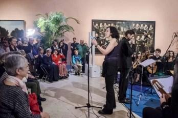 Perpetua chorea - Eva recita a Alberti