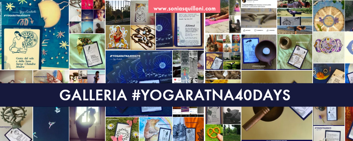 Galleria #Yogaratna40days – 40 giorni insieme