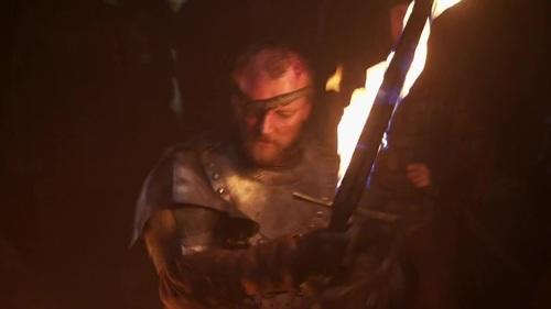 Beric Dondarrion (Richard Dormer)