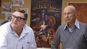 John Goodman y Alan Arkin