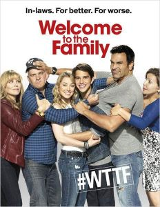 welcome to the family poster