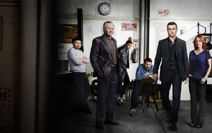 Ray Donovan cast