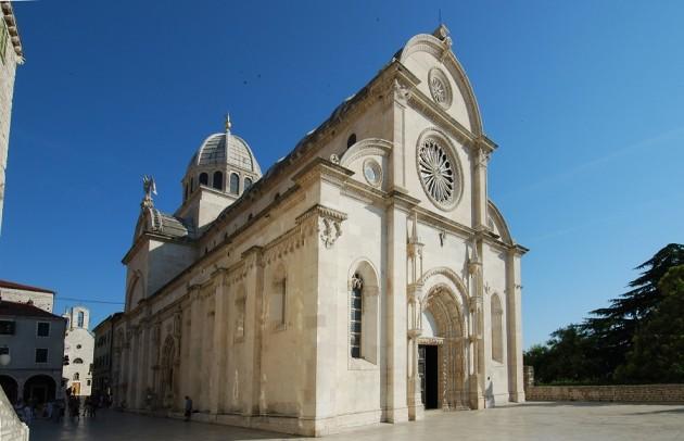 Catedral de St James en Sibenik