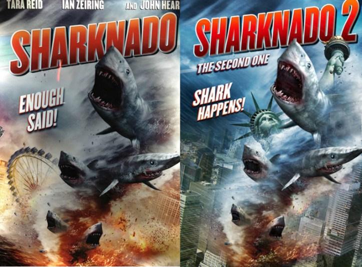 sharknado posters