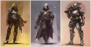 destiny - concept art