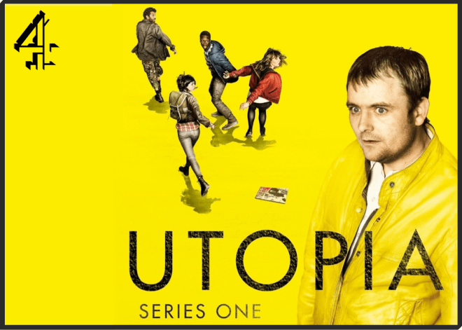 Utopia Channel 4 serie