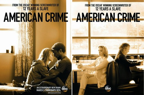 american crime posters