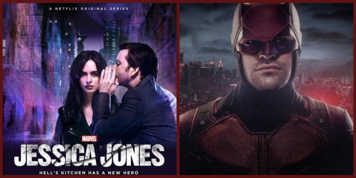 jessica jones - daredevil