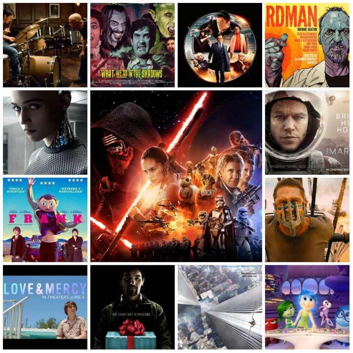 mejores peliculas 2015 best movies