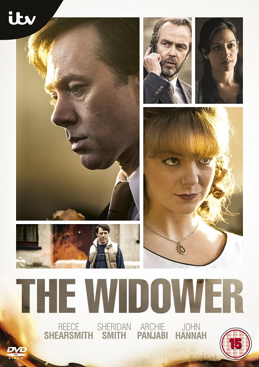 The Widower Miniseries poster