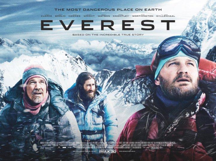 everest 2015 poster