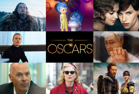 Oscar 2016 nominaciones