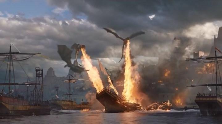 Resultado de imagen para barcos meereen