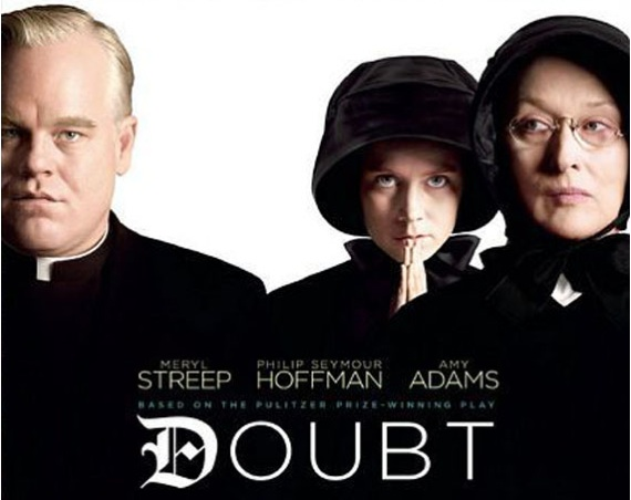 the doubt poster
