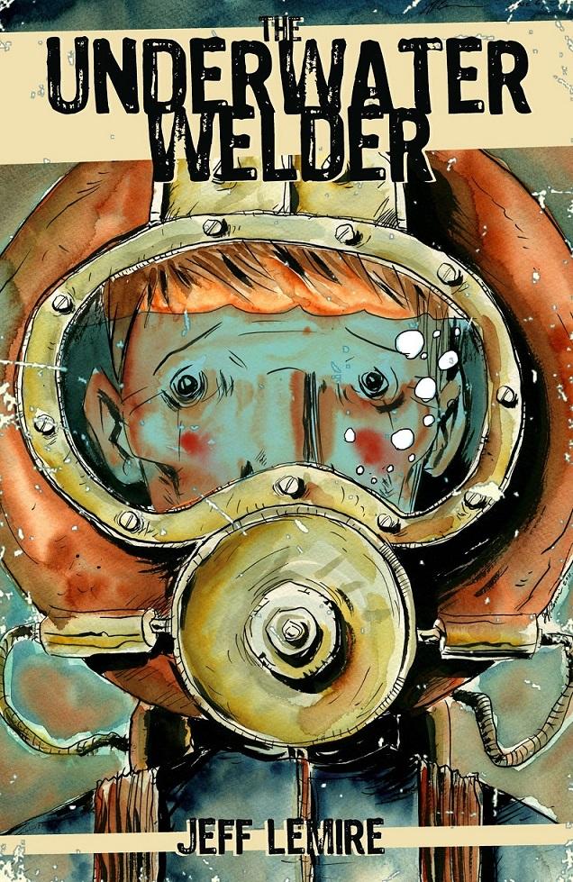 underwater welder jeff lemire