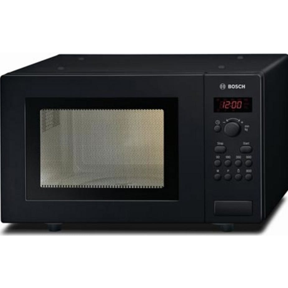 bosch hmt75m461b compact microwave oven in black 800w