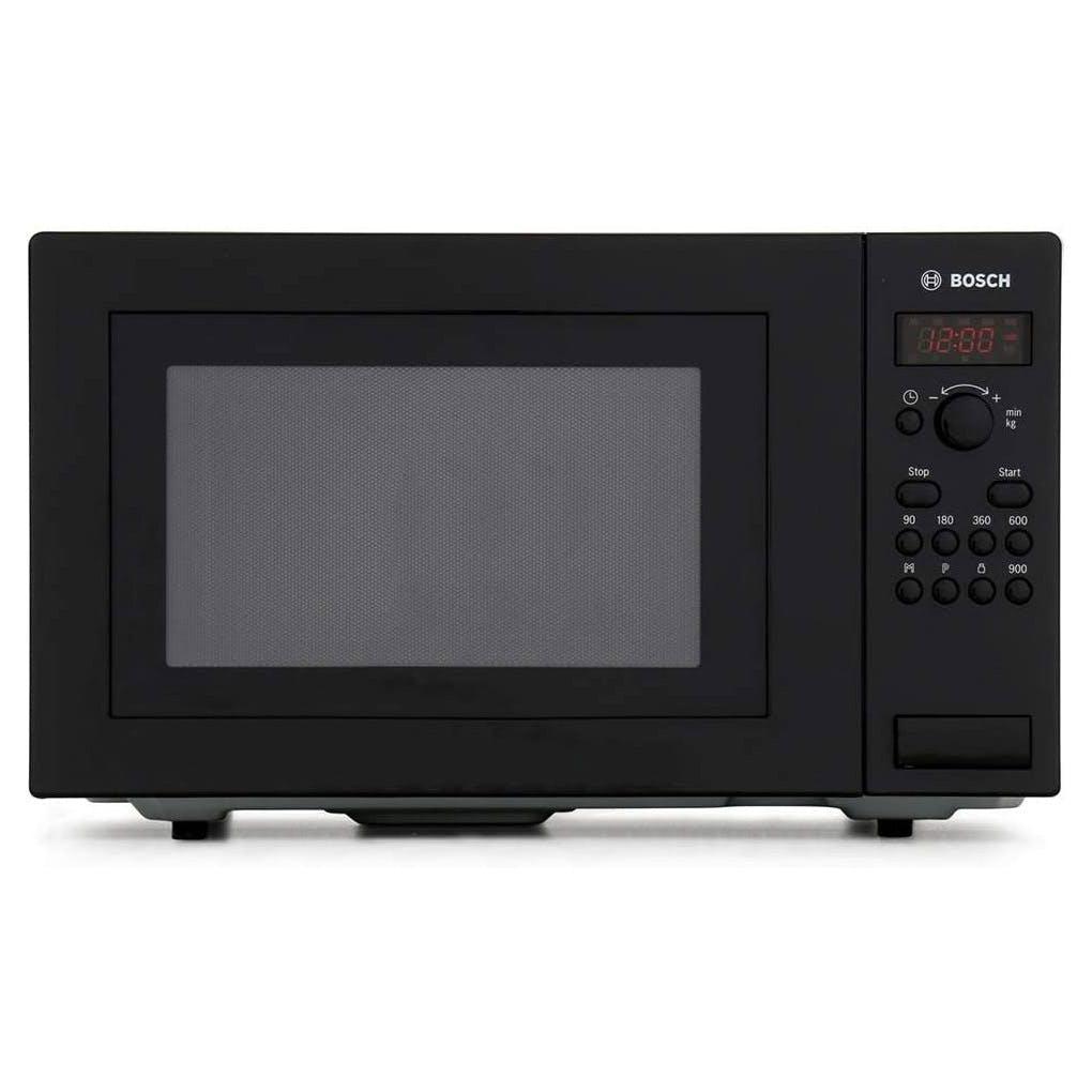 bosch hmt84m461b microwave oven in black 25l 900w