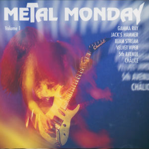 Andy Franke Discography Châlice -Metal Monday Volume 1