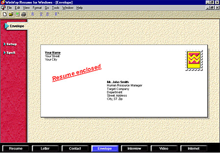 envelope Job Application Letter Envelope Format on format letter english, format letter writing, format letter business,