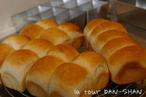 いもむしパン&mini食パン