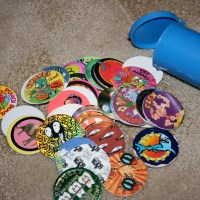 Child of the '90s - POGS!!!