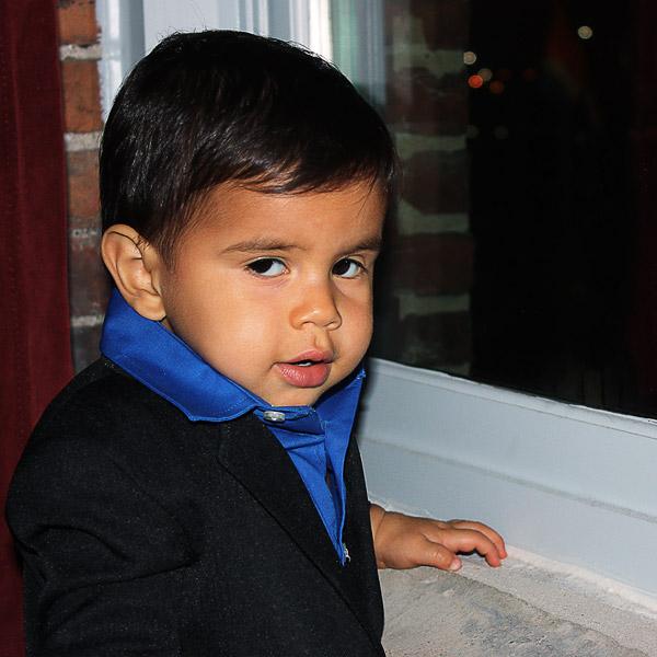 Portrait photo sample by SonicGrifMedia