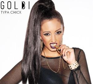 GOLDI SINGLE COVER