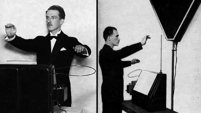 The Theremin – The Sound of Beyond! – SONIC NEWS