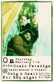 February 7th, 2013 - Saddleback