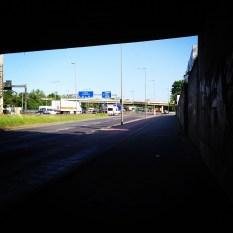 Berlin autobahn, Westkreuz