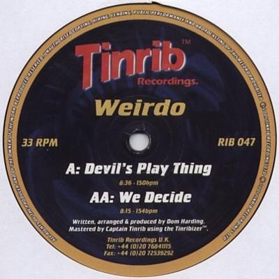 Devils' Plaything