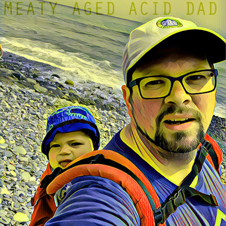 Meaty Aged Acid Dad