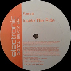Sonic - Inside The Ride