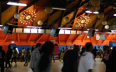 Northland Roller Rink, Detroit
