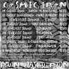 cosmic iron - run babu run tracklist