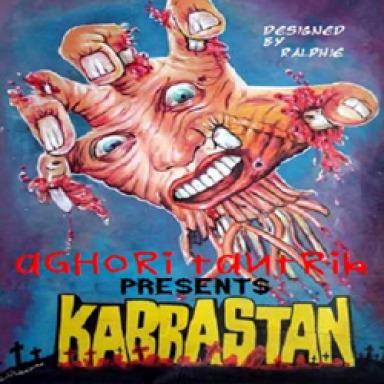 Aghori Tantrik Kabrastan Sonic Tantra Psytrance