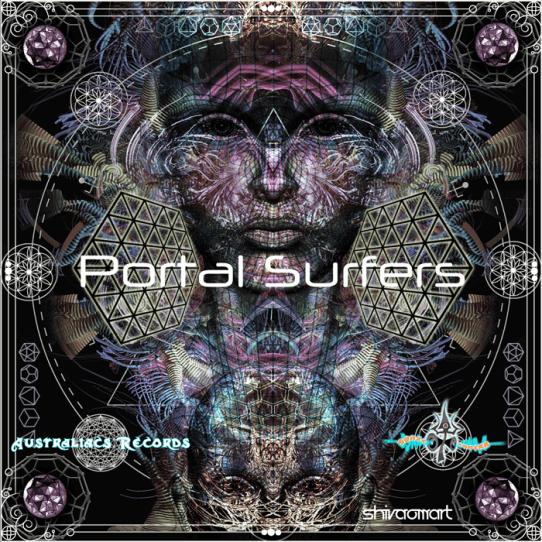 DarkPsy Psytrance free download - Portal Surfers 2017