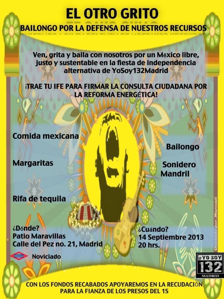 Fiesta.El Otro Grito MX 14.09