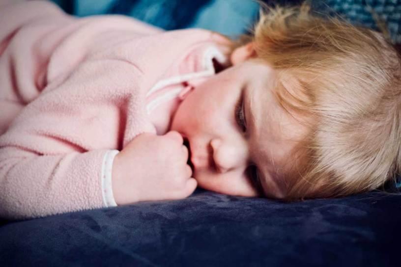 ruido blanco en bebe