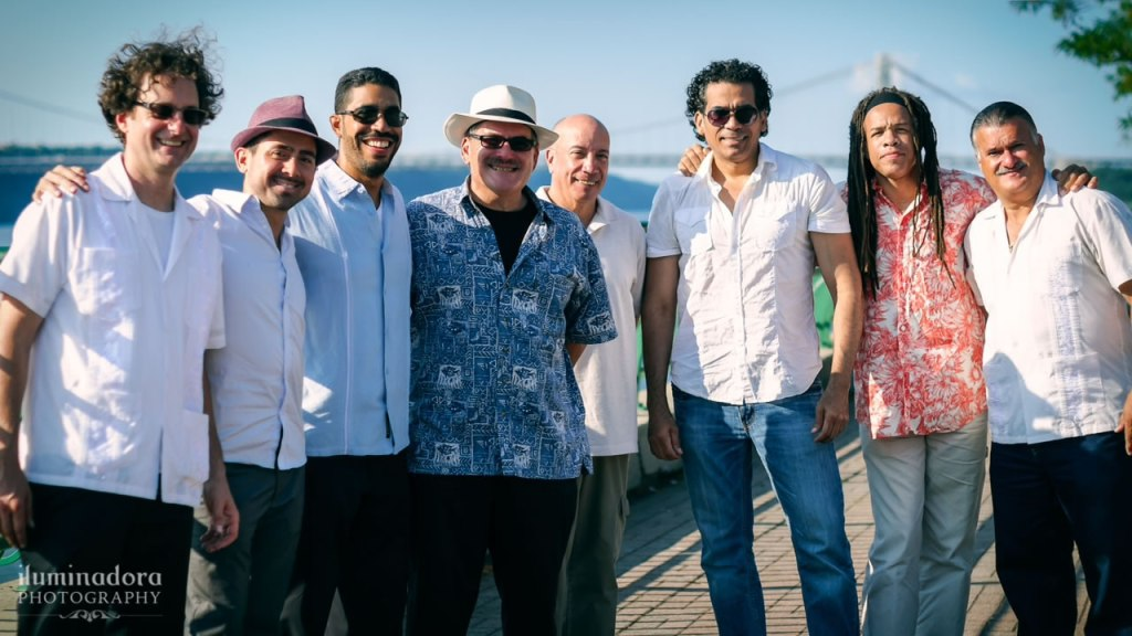 Sonido Costeno at the Riverbank State Park summer concert series
