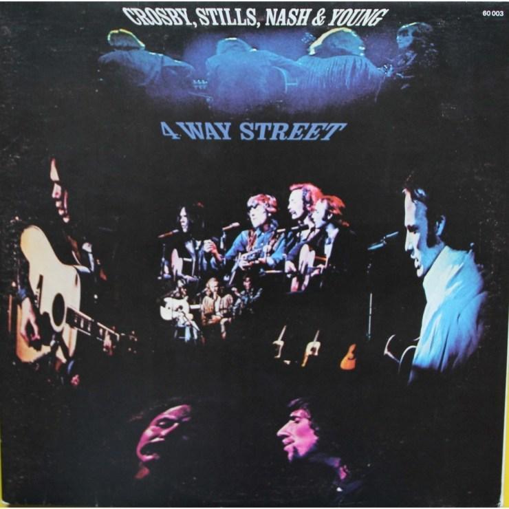 Crosby, Stills, Nash & Young_4 Way Street