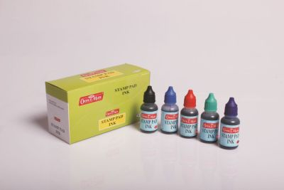 Soni Office Mate - Stamp Pad Refill Ink 15 ml 1