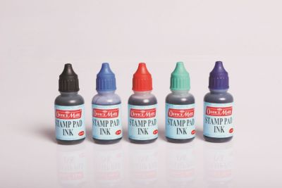 Soni Office Mate - Stamp Pad Refill Ink 15 ml 3