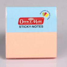 Soni Office Mate - Sticky Note Pads Fluorescent (76 x 76)